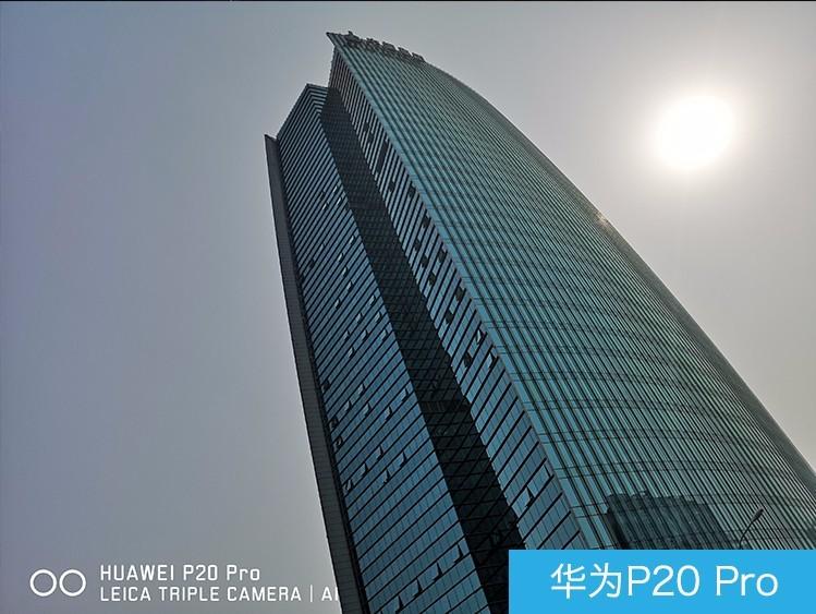 索尼XZ2/华为P20 Pro/iPhone X逆光飙车