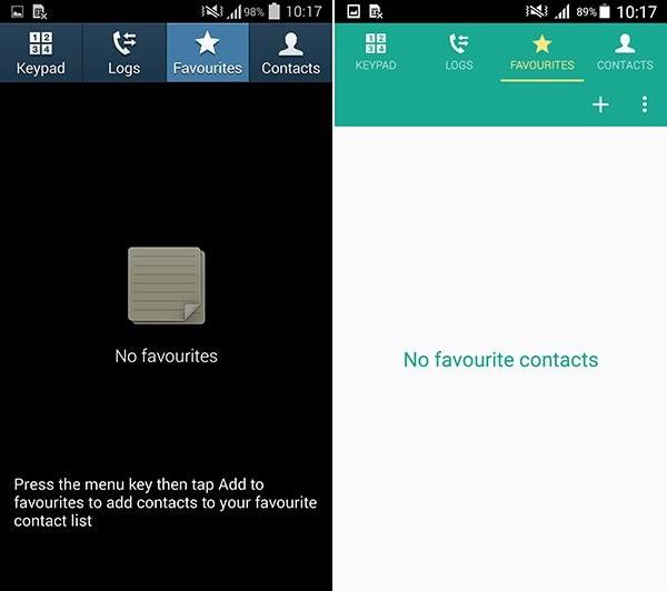 三星S4安卓5.0升级时间确定 新老版TouchWiz对比