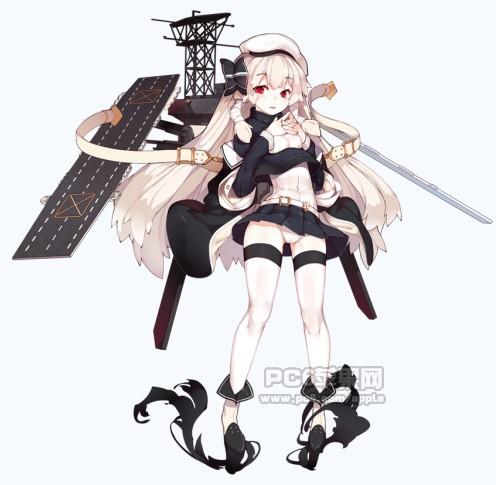 战舰少女r追赶者改技能 战舰少女r追赶者改造立绘